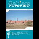 Devenirs de(s) villes nouvelles dans les Suds - Les Cahiers d'Outre-Mer 282