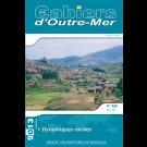 Dynamiques rurales - Les Cahiers d'Outre-Mer 262