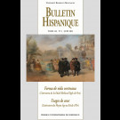Bulletin Hispanique - Tome 123 - numéro 1 - Juin 2021 - Forma de vida cortesana (Literatura de la Edad MediaalSiglo de Oro)