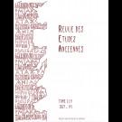 Revue des Études Anciennes - Tome 119 - 2017- N°1