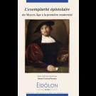 Eidôlon 107 - Exemplarité épistolaire (L'). Du Moyen-Âge à la première modernité