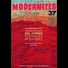 Transmission et transgression des formes poétiques régulières - Modernités 37
