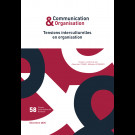 Tensions interculturelles en organisation - Communication & Organisation 58